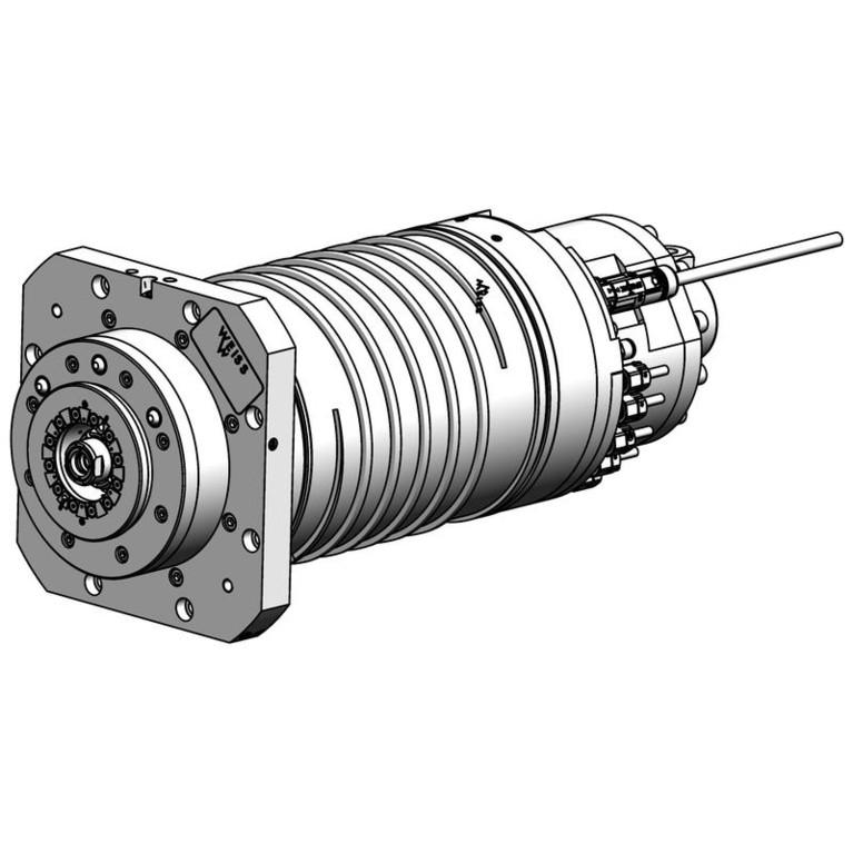 milling spindle F180OAEO2406042SV24BX_16184