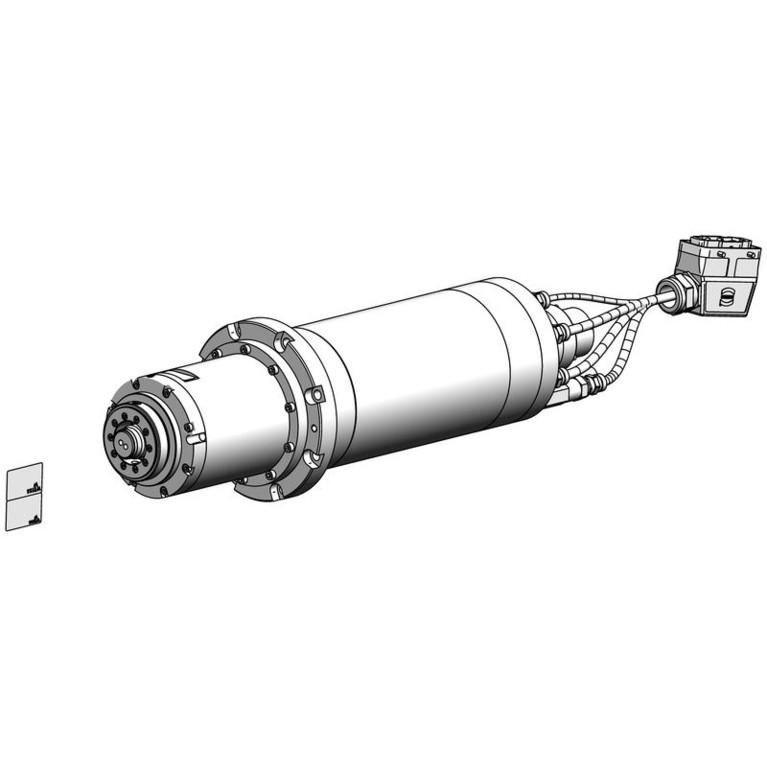 milling spindle F160PBEF1003020SVKKKK_10208