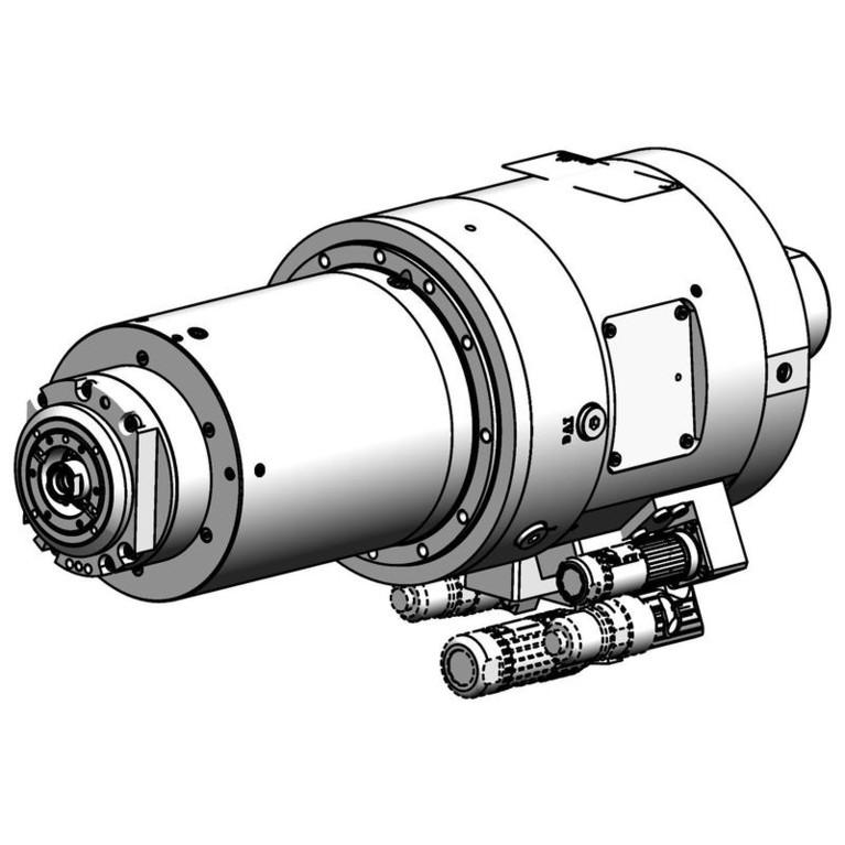 milling spindle F120PACF3020013SV36KG_14784