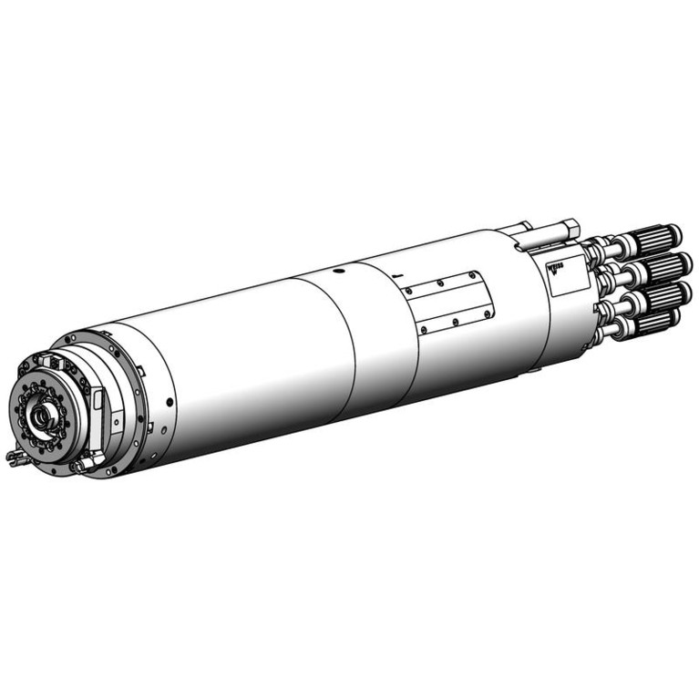 milling spindle F150PAEF1208029SL36DF_9215