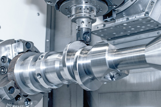 Milling & Turning spindles with integrated B axis
