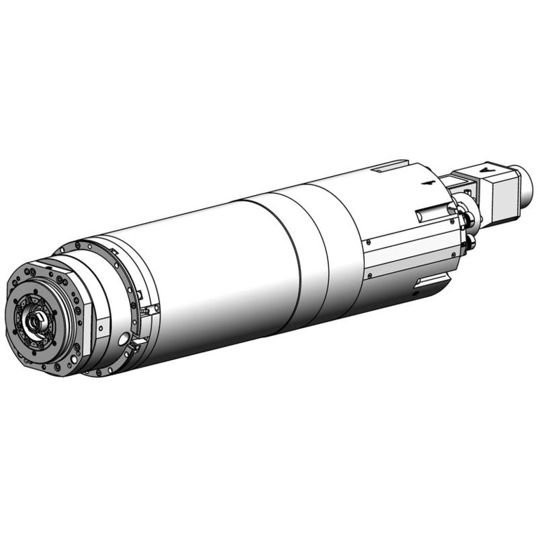 milling spindle F175PAEF1810047AV36BF_9489