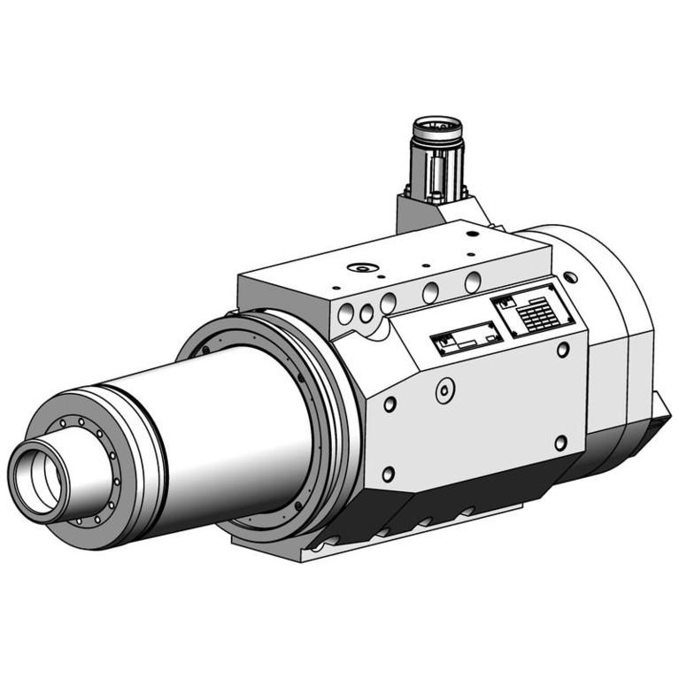 grinding spindle S196BSSF1007035SHK-JX_9621
