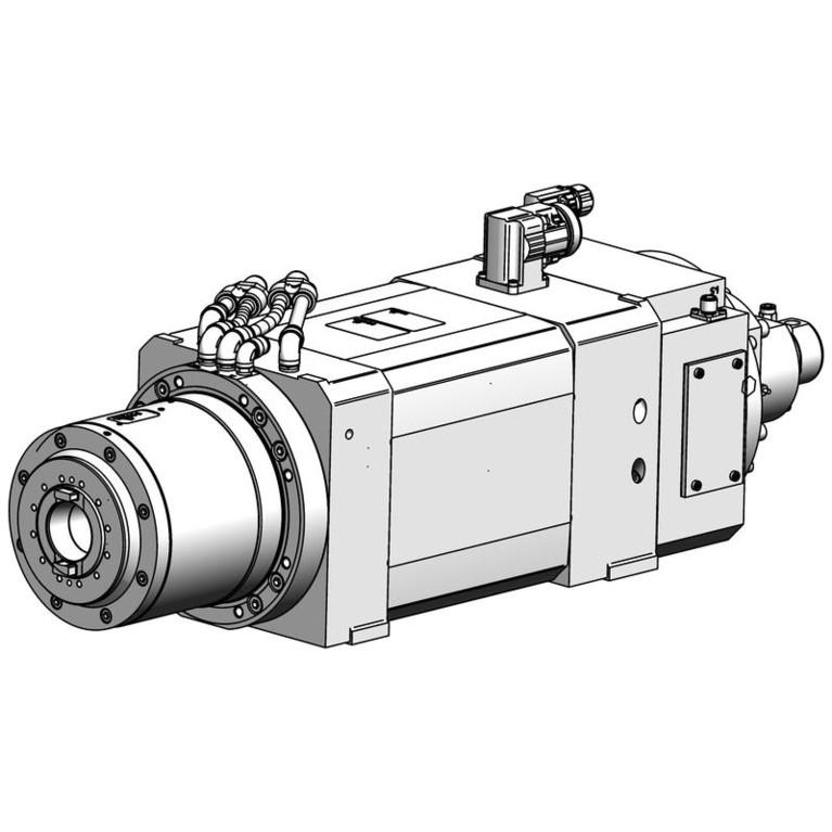milling spindle F200BECF1202012AV36KD_15550