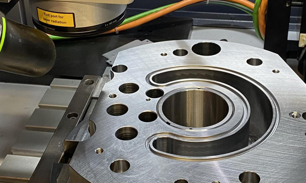Subcontracting - Laser marking