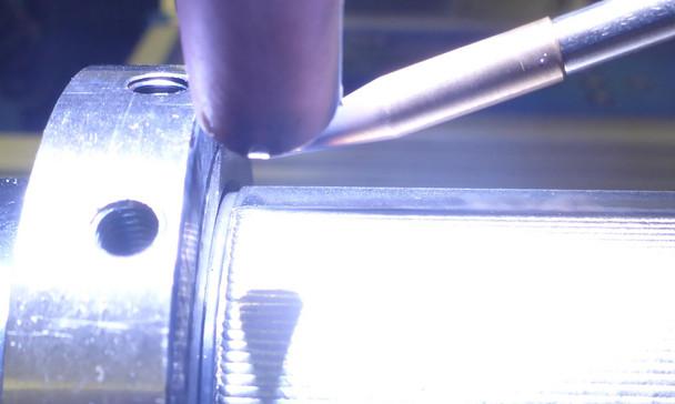 Lohnbearbeitung - Laserauftragsschweißen