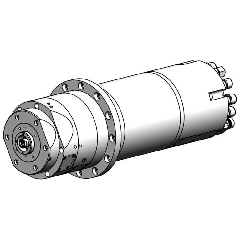 milling spindle F150PACO4015018AL36DF_15510