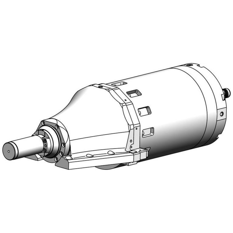 milling spindle F264BSSF0802009SHKD-L_10778