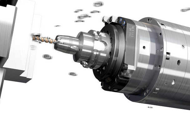 Maintenance and repair of WEISS spindle units