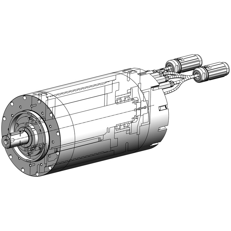 motor unit M350PSSF0801060ADKKKX_11053