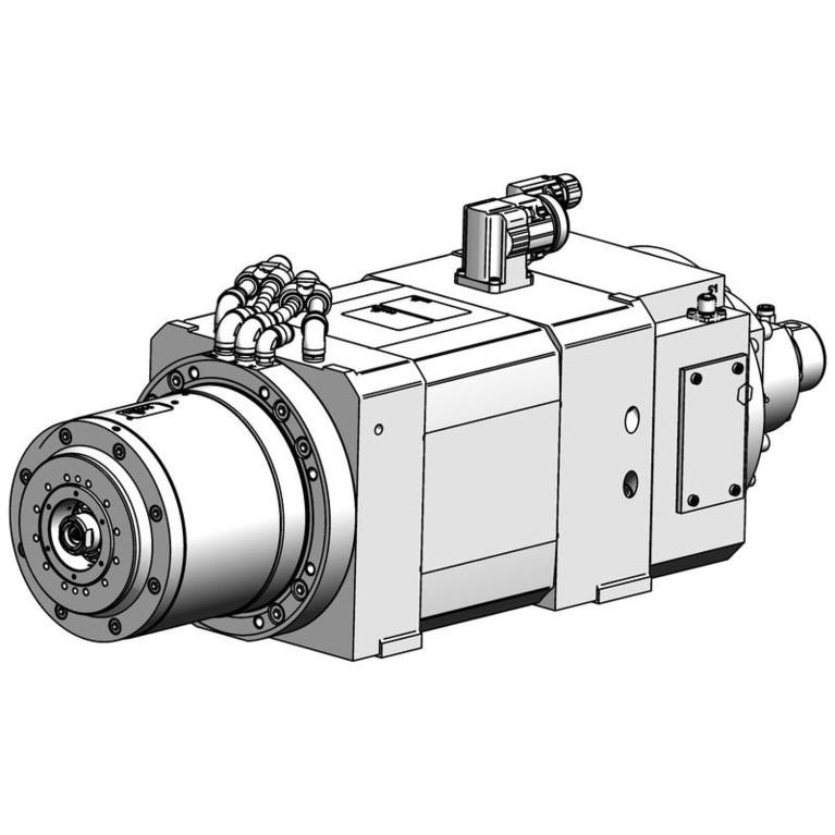 milling spindle F200BAEF1803011AV36KD_15549
