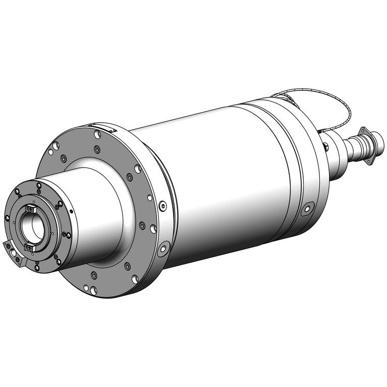 milling spindle F320PFEF0802044AV4XDD_7886